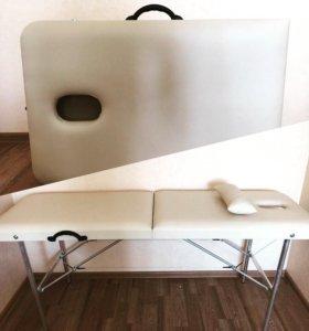 Кушетка косметологическая, стол массажный.