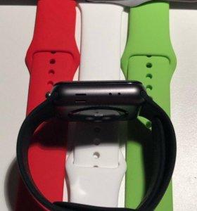 Ремешки на Apple Watch