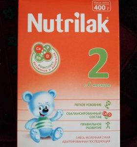 Nutrilak 2, 3, Каша Умница (с 6 мес.)