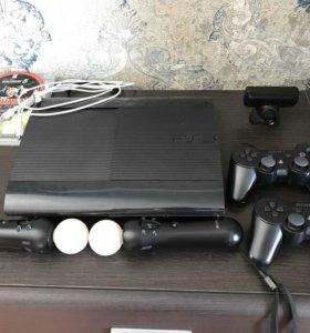 ПРОКАТ PS3 + move + eye