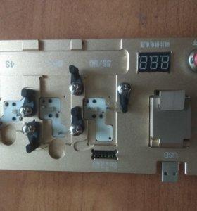 Для ремонта и разблокировки iphone
