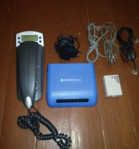 Texet TX210 plus + Модем ADSL+Сплиттер