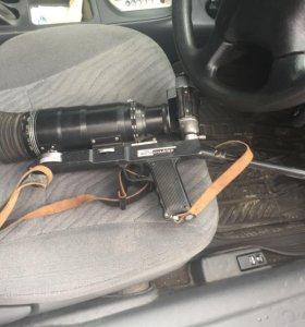 Фоторужье «фото снайпер» зенит.