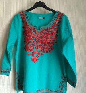 Индийская блузка