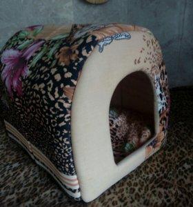 Новый домик для животных
