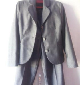 Костюм пиджак и брюки для девочки