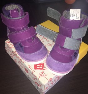 Ботинки детские «Лель»