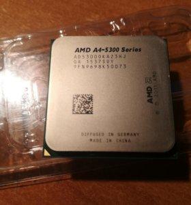 Процессор AMD A4-5300 Series + кулер (торг)