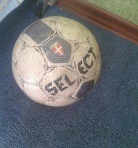 Мяч футбольный!