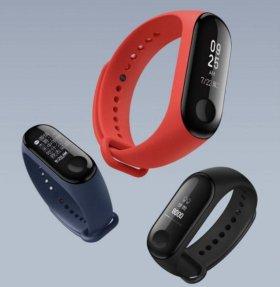 Фитнес часы Mi Band 3, новые