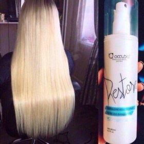 restore кератиновый спрей для волос