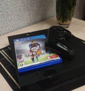 Игровая консоль Sony PS4