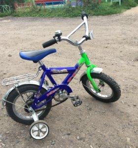 Дестский велосипед