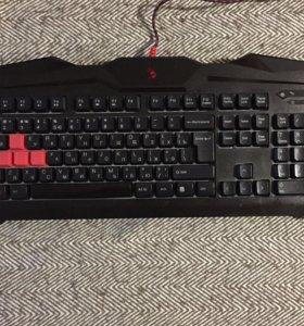 Клавиатура A4Tech Bloody B210