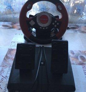 Игровой Руль Defender Challenge Mini