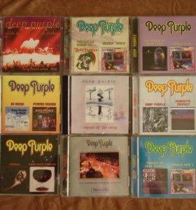 Deep Puirple -коллекция из 11- СD-дисков