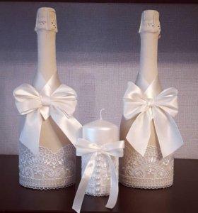 Свадебный декор, аксессуары