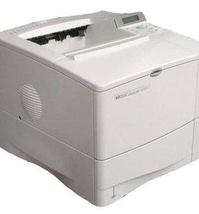 Принтер HP 4100n