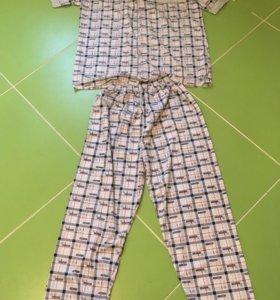 Пижама новая мужская 48-50