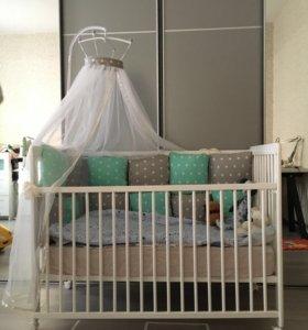 Детская кроватка ZARA HOME