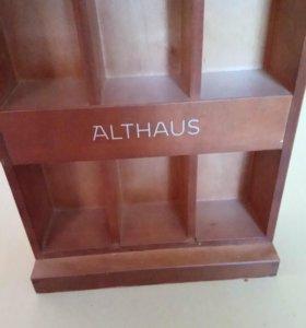 Стойка для коллекции ALTHAUS