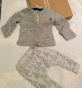 Одежда на мальчика Zara H&M
