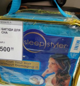 Мягкие бигуди для сна