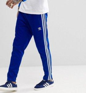 Спортивные брюки Adidas Beckenbauer Blue