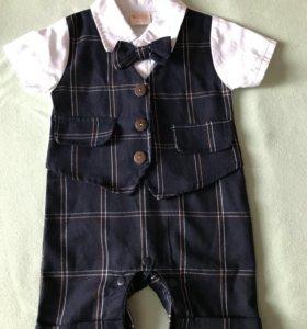 Продам новые детские костюмчики на мальчика