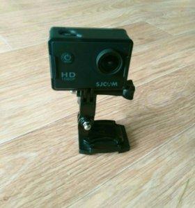 Продам Экшн видеокамеру SJCAM 4000