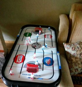 Хоккей- настольная игра