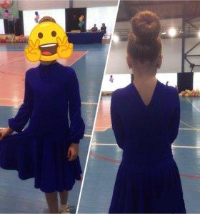 Рейтинговое платье ,туфли для танцев
