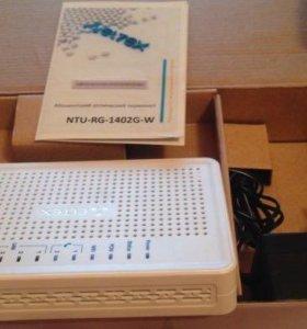 Оптический терминал ELTEX NTU-1402G-W