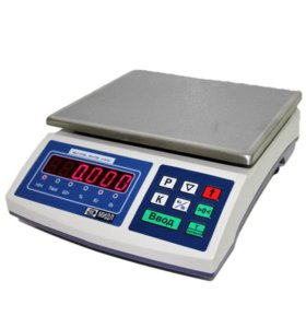 Весы до 3 кг счетные очень точные новые