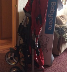 Детска прогулочная коляска-трость
