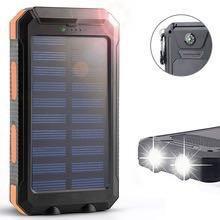 Многофункциональный солнечный аккумулятор +🌤