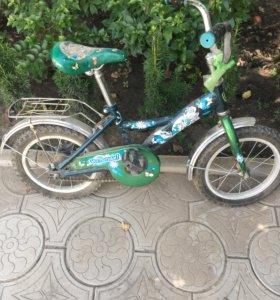 Двухколесный велосипед (ну, погоди!)