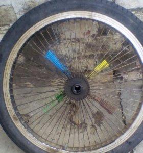 Калёса на BMX