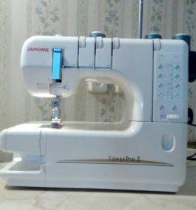 Швейная машина распошивальная