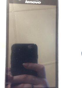 Телефон Lenovo A536 Dual Black