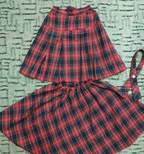 Школьные юбки для начальной 236 школы