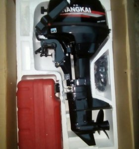 Мотор Ханкай 9.8