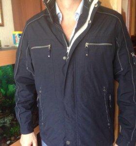 Куртка мужская демисезонное