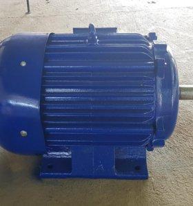 Электродвигатель 55кВт 3000 об/мин
