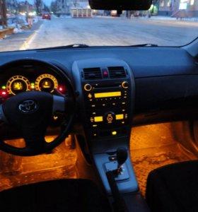Подсветка салона авто свет HELP