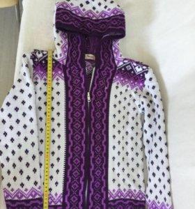 Одежда теплая на холодную осень и зиму р 134