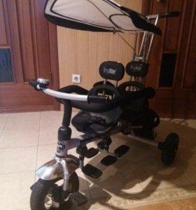 Велосипед для двойни Small Rider Platinum