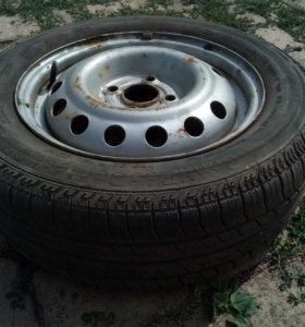 Колеса Daewoo