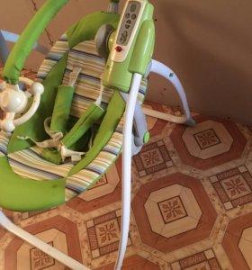 Электрокачели детские