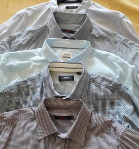 Рубашка мужская L-XL
